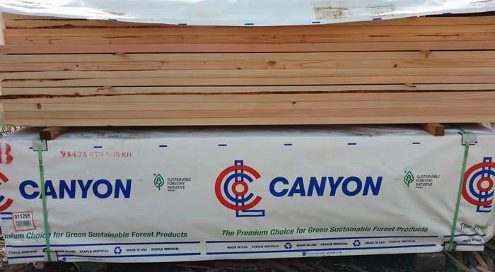 Framing Lumber | Everett, WA | Martin Lumber & Hardware