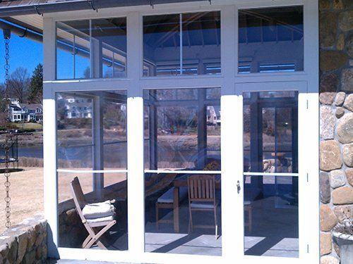 outdoor screens Wallingford, CT