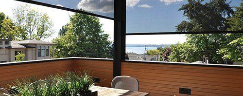 Porch Screens Wallingford, CT. Innovative Retractable Screen Solutions