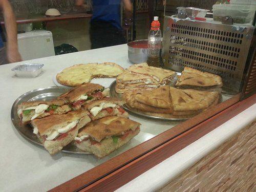 La pizzeria del B&B Bed & Breakfast Taranto 2 a Taranto