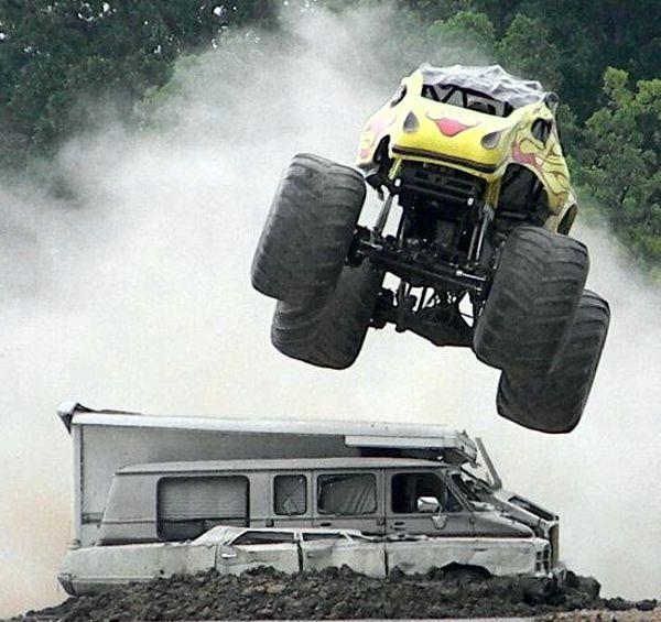 Monster Trucks Sunshine Coast 2017
