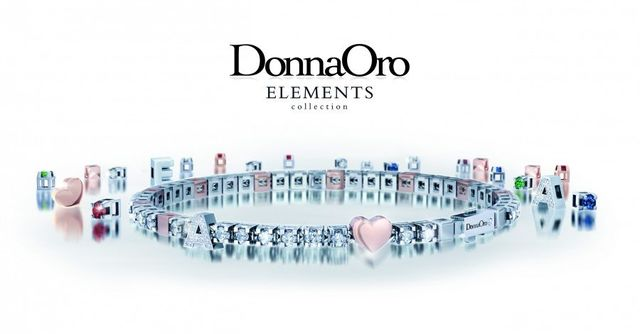 ELEMENTS DONNA ORO