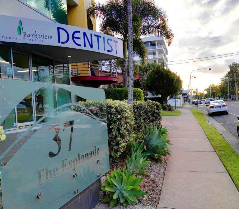 parkview dental practice streetview