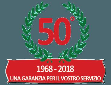 50 anni di esperienza
