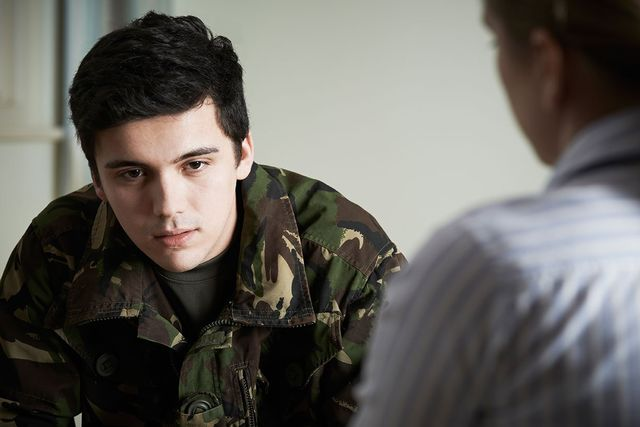 Therapy to help PTSD