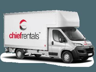 chiefrentals van