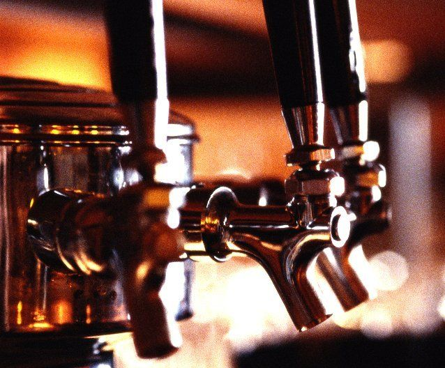 beer taps in central ar