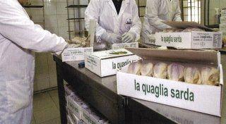 confezioni di carne di quaglia sarda