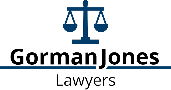 gorman jones lawyers