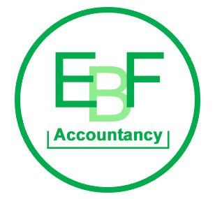 E.B.F Accountancy logo