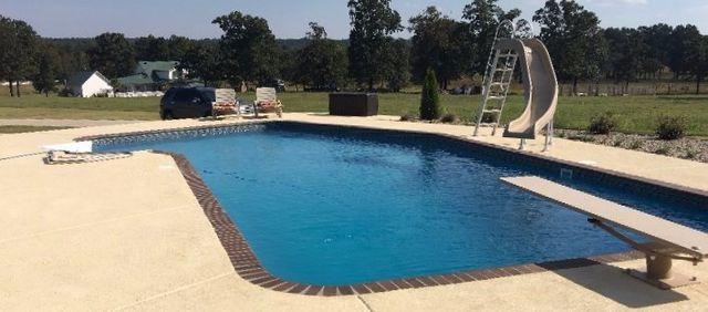 Luxury Pools In Little Rock