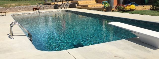 Luxury Pools In North Little Rock