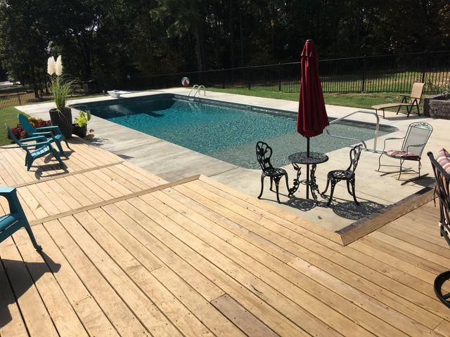 Pool Construction Jacksonville Arkansas