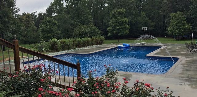 Pool Construction Searcy Arkansas
