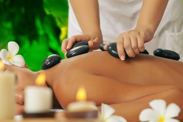 Massaggio Hot Stones Genova