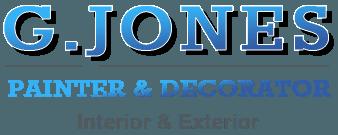 G Jones Painting & Decorating company logo