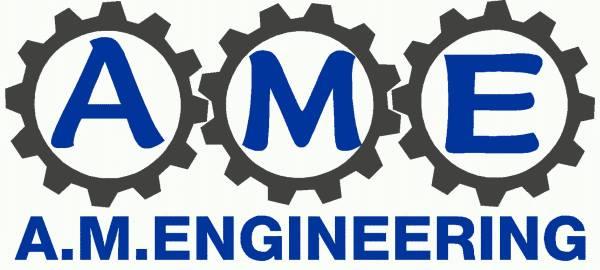 A.M.E. logo