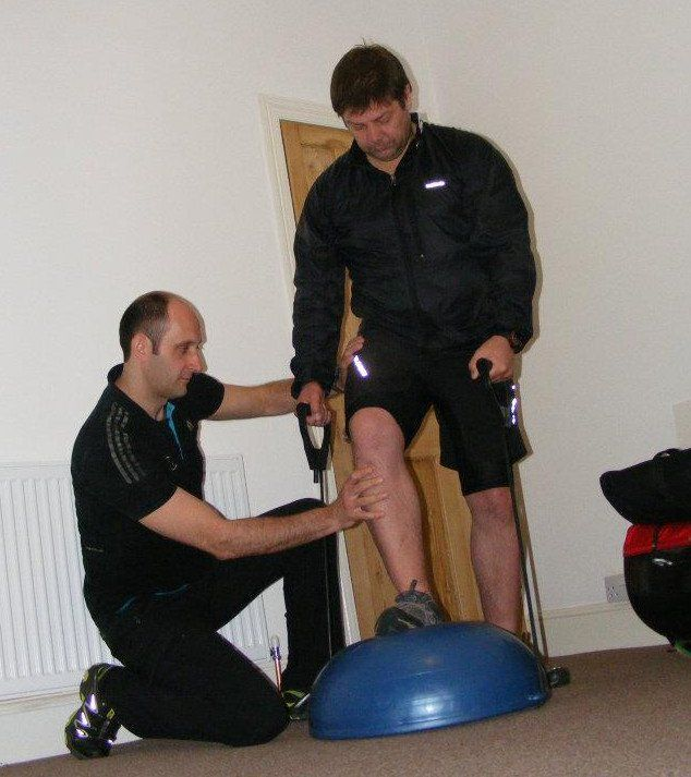Personal Training Mark Wood Expoler