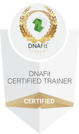 DNAFit Certified Trainer