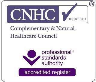 CNHC Register Therapist