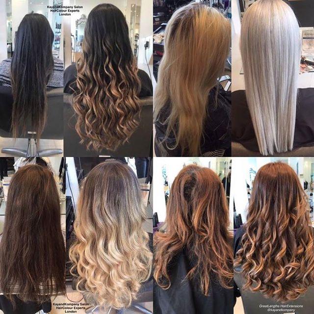 long hair blonde hairstyles redken and olaplex at kay and kompany salon