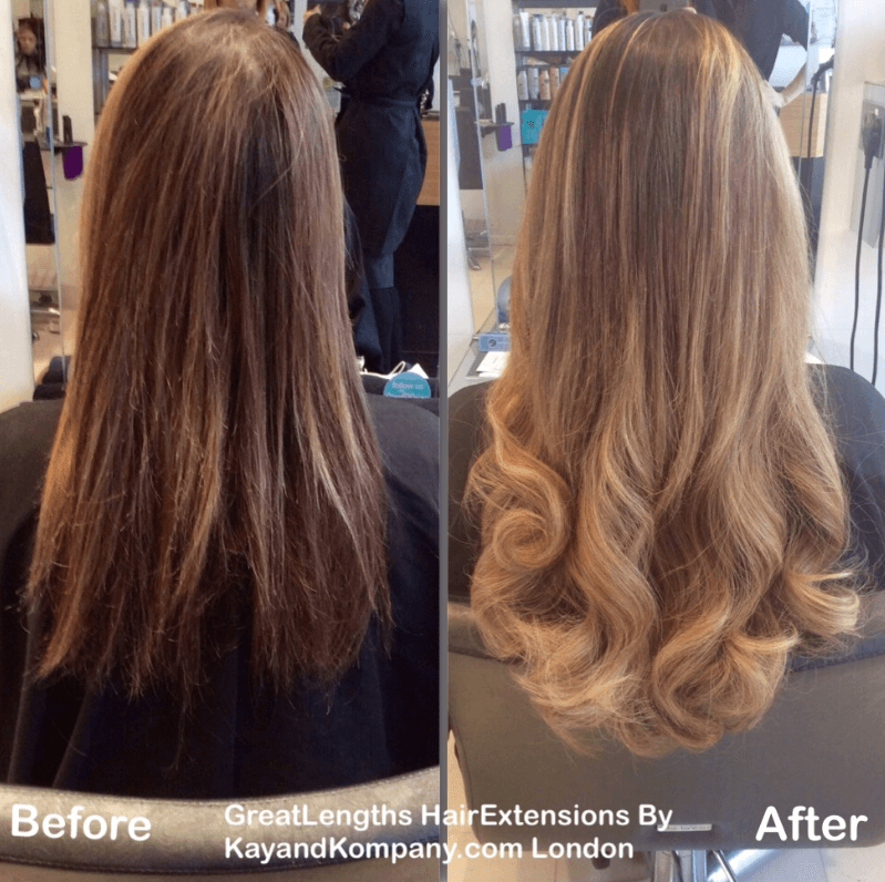 Hair Extensions Salons London N10 Muswell Hill Haringey Great Lengths