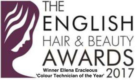 glam Elli award win best hair colour stylists kayandkompany best muswellhill london n10 salon