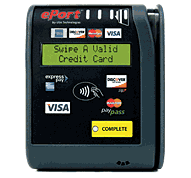 E Port Credit Card Reader