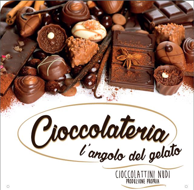 Cioccolatini a Napoli