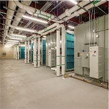 Impianti elettrici per salumifici