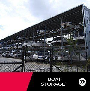 boat storage Buffalo, NY