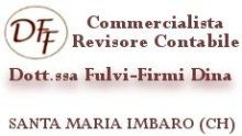 FULVI FIRMI DOTT.SSA DINA - COMMERCIALISTA E REVISORE CONTABILE logo