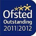 Ofsted Outstanding 2011 - 2012