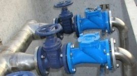 Impianti di sollevamento e di depurazione catanzaro