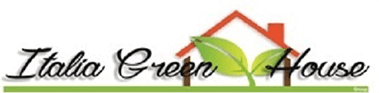 ITALIA GREEN HOUSE - LOGO
