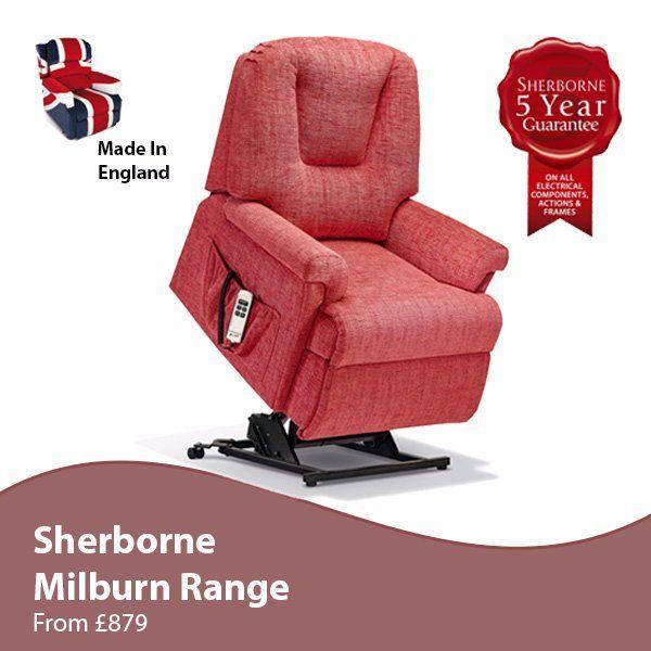 Sherborne Milburn Riser Recliner Chair