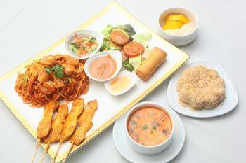 Thai Food Menu Winnetka Ca Jasmine Thai Cuisine