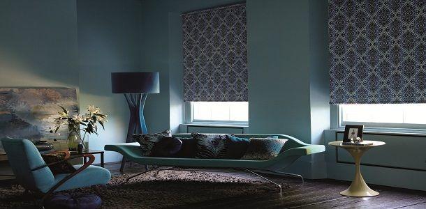 designed roller blinds