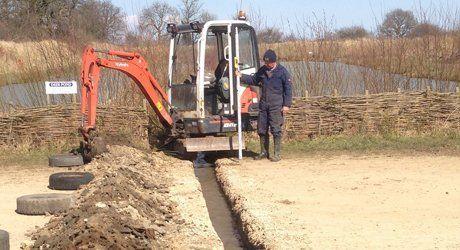 general digging