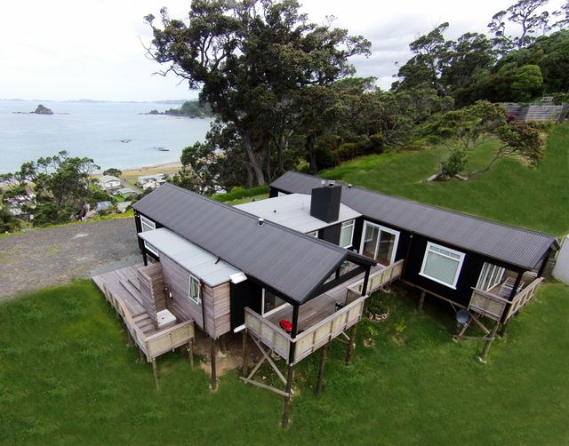 Exterior of Altherm Marble Bay