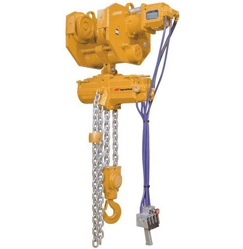 Rail Crane System | Atlas Winch & Hoist Services Ltd