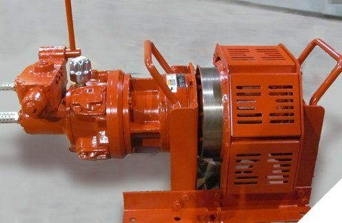 Air Powered Winch | Atlas Winch & Hoist Services Ltd