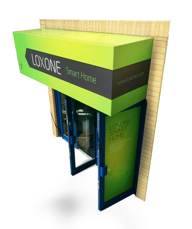 Loxone Smart Home graphics