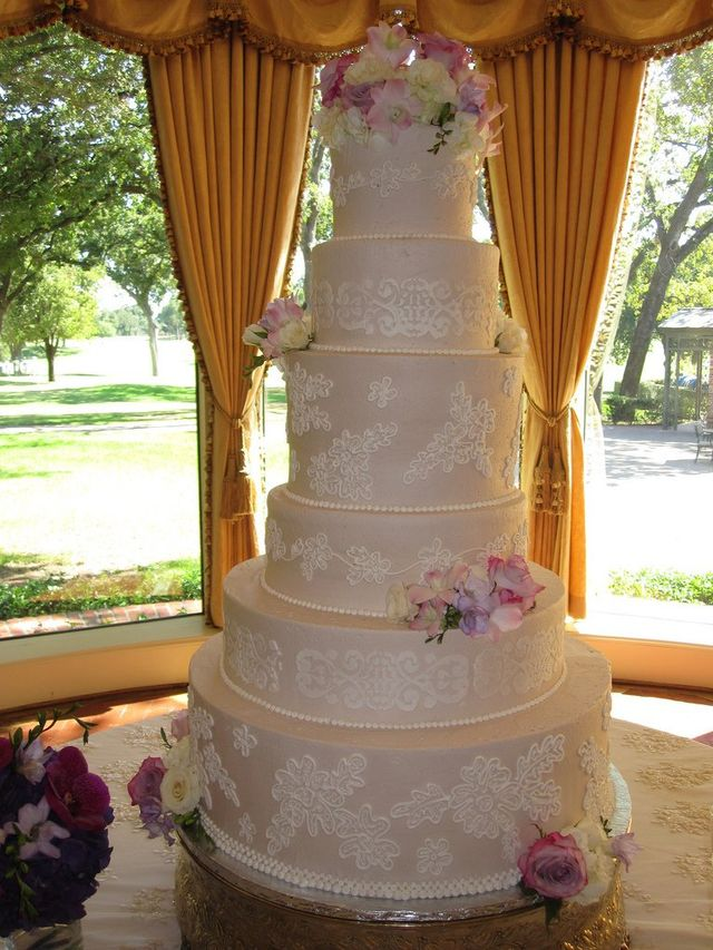 Dallas Affaires Cake Co Dallas TX Weddings