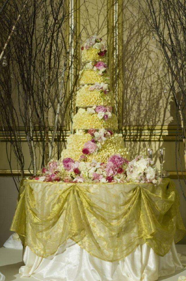 Dallas Affaires Cake Co | Dallas, TX | Wedding Cake