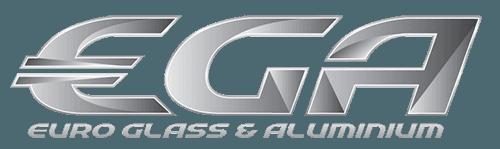 EGA euro glass aluminium logo