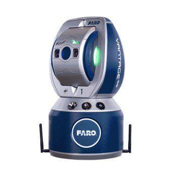 Faro  -  3D调查激光跟踪器