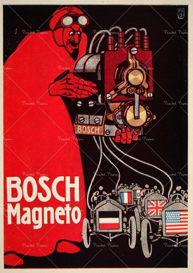 dating bosch magnetos I have a bosch ze1 magneto, number 2598702 i know bosch magnetoes can be dated by their production number but i've lost my list can anyone out there date it for me please.