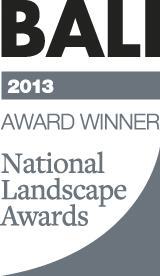 BALI National Landscapes Award logo
