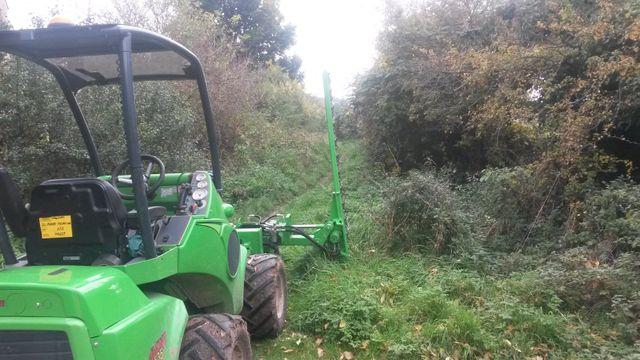 mechanical vegetation clearance